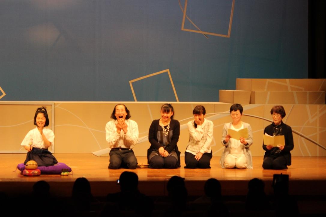 劇団そらのゆめ 表現ワークショップ